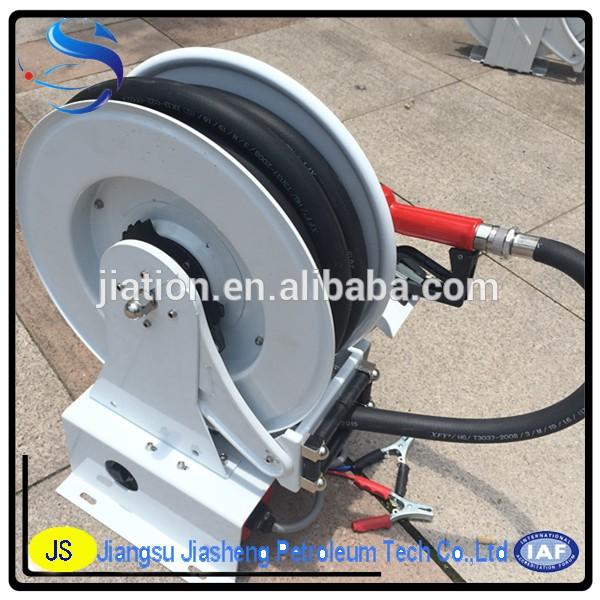 Fuel Dispenser Auto Retractable Diesel Hose Reel/ Rewind Fuel Hose ...