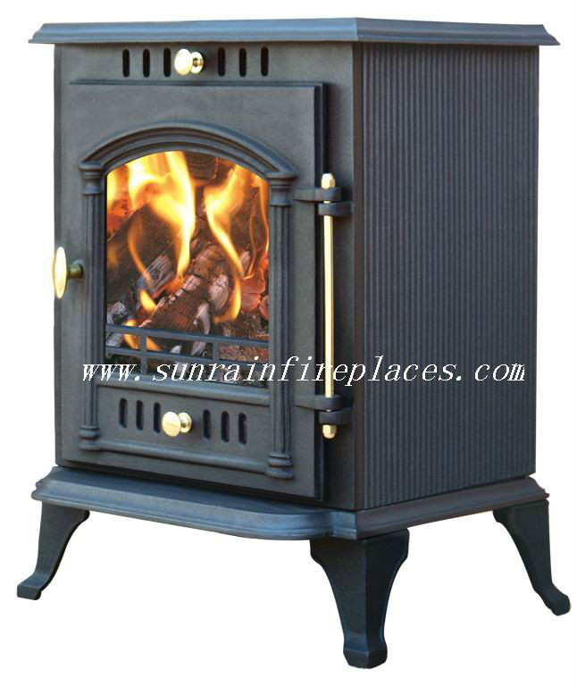 classic cast iron stove/wood heater/wood burner/burner(JA026)