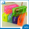 2015 new product Fluorescence PVC originality stationery beauty cosmetic makeup bags