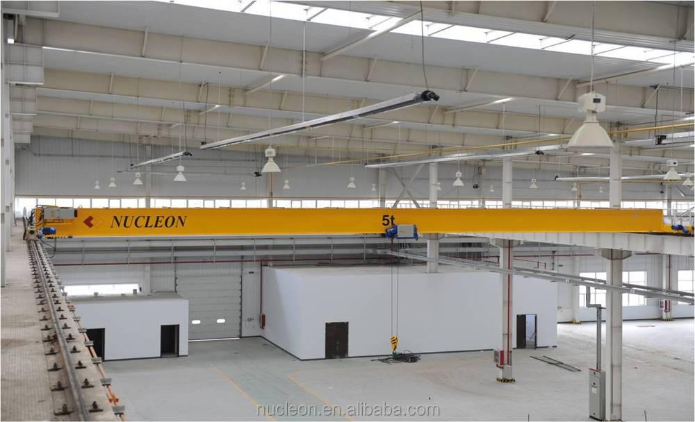 Overhead Cranes Standards : Nucleon fem din standard ton overhead crane price buy