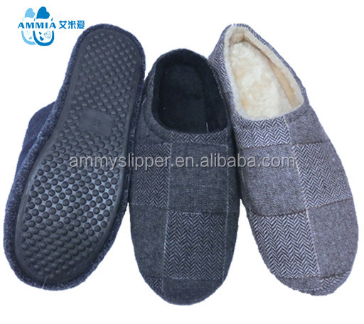 Man Oem Indoor Slipper Size 41-46 Sport Slippers Big Size Shoes ...