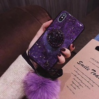 New arrival Luxury women Protective Mobile Phone Back Cover Case For Iphone X Xs max 11