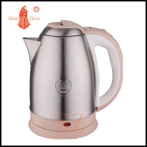 Auto Shuff-Off,Boil Dry Protect1.8L Fast Stainless Steel Electric Kettle Electric Kettle Factory