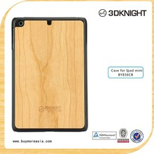 100% real wood marble green case for iPad Mini 2/3