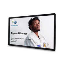 Wholesale 43 Inch Stand Alone LCD Advertising Digital Signage ...
