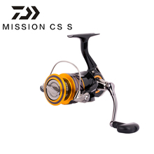 Freies Verschiffen! NEUE MODELL <span class=keywords><strong>DAIWA</strong></span> MISSION CS Spinning angeln reel 3000 S 3 + 1 Ball lager DIGI GETRIEBE II TWIST BUSTER