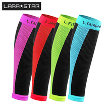 굿 Quality 숨 Neoprene 및 Nylon 근 가압 Calf <span class=keywords><strong>스포츠</strong></span> Training Leg Neoprene Compression Sleeve