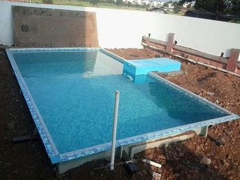 Pre Fabricated Swimming Pool - Buy Prefabricated Swimming Pool,Panel  Swimming Pool,Liner Swimming Pool Product on Alibaba.com