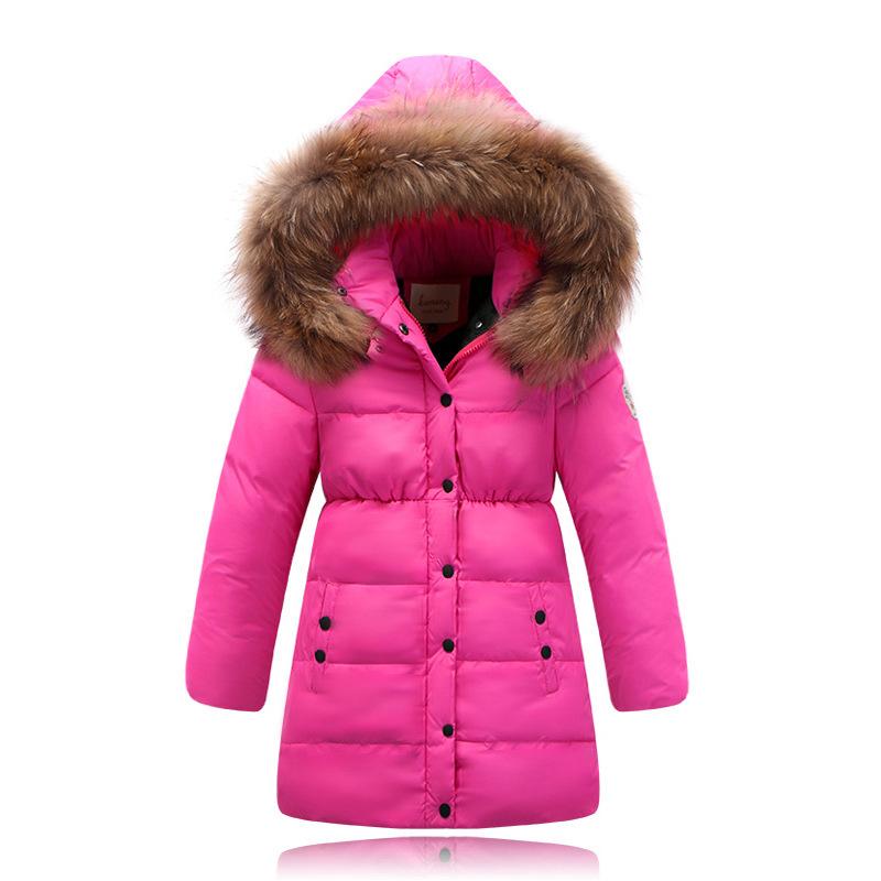 Kids Girls Parka Coats Coat Nj