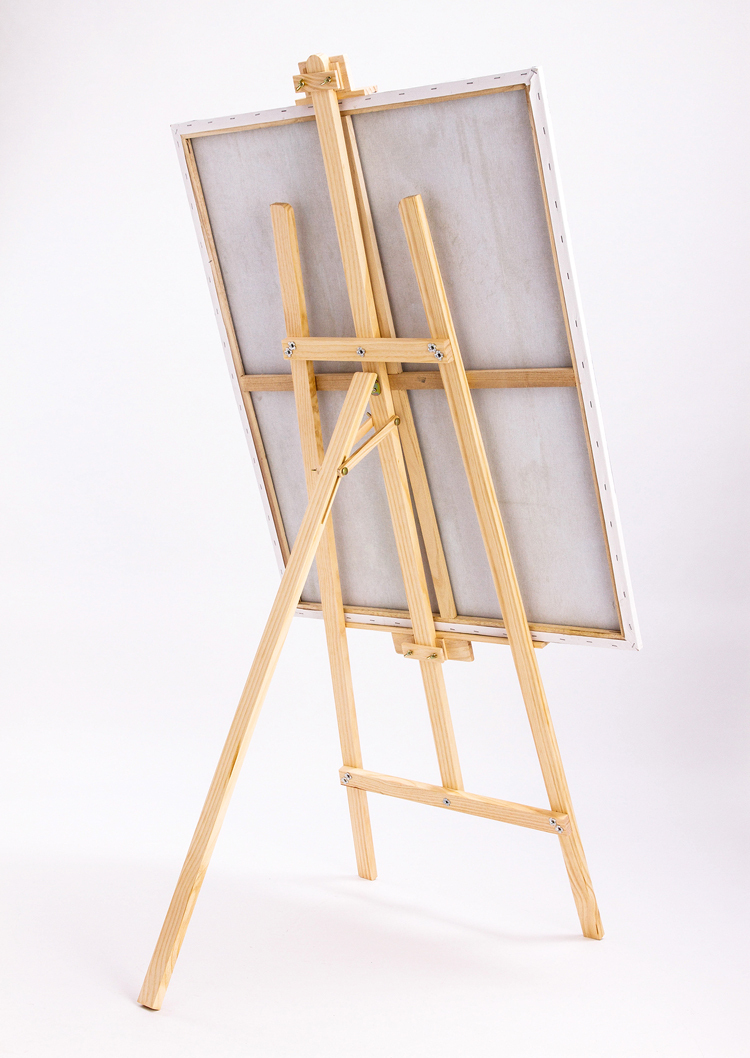 Gold Supplier Painting Easel,Wood Easel Stand,Wooden Painting ...