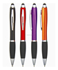 promotional gift ball pen with screen touch