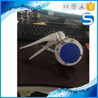 sanitary pipe fitting butterfly valve manufacturers