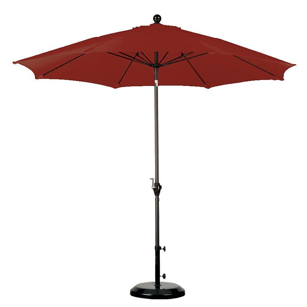 Get Quotations · Patio   Umbrella Large Outdoor Adjustable Parasol  W/Cantilever Base Stand   Best Sun Uv