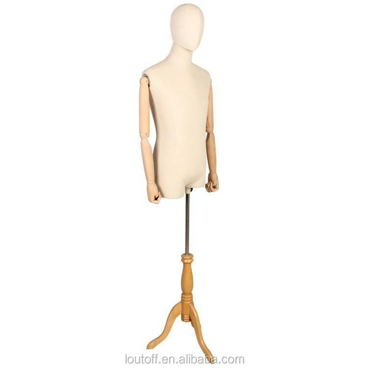buste mannequin masculin pour tailleurs vintage liene hommes tailleurs affichage mannequins. Black Bedroom Furniture Sets. Home Design Ideas