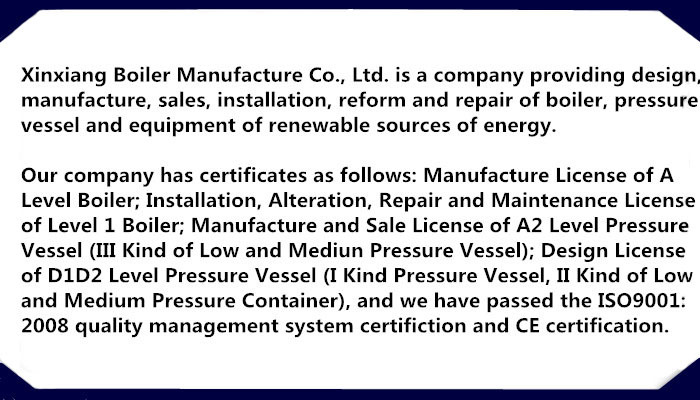China Industrial Boiler Price Widely Used In Textile Industry ...