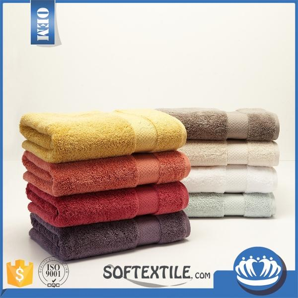 Brand cheap new bath towel gift set with high quality