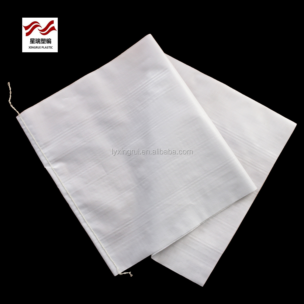China 25kg 50kg Woven Polypropylene Bags Manufacturers For Ng Grain Feed Fertilizer View Xingrui Product