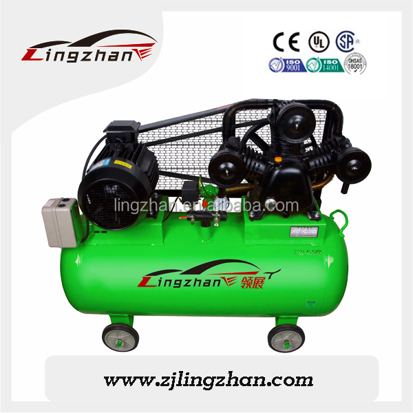 Lubricated Lubrication Style and Portable Configuration air compressor for sale