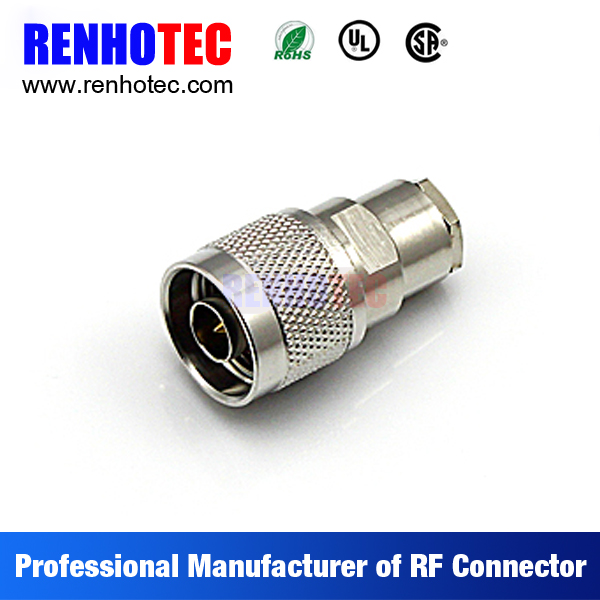 Free sample Amphenol RF crimp Type N Connector Series
