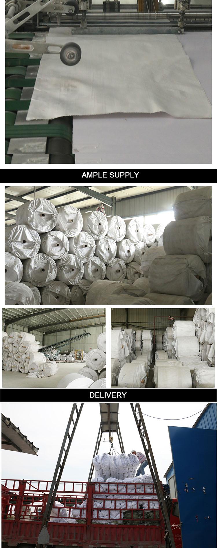 Polypropylene बुना बैग पैकिंग 10 kg 20 kg 50 kg फ़ीड
