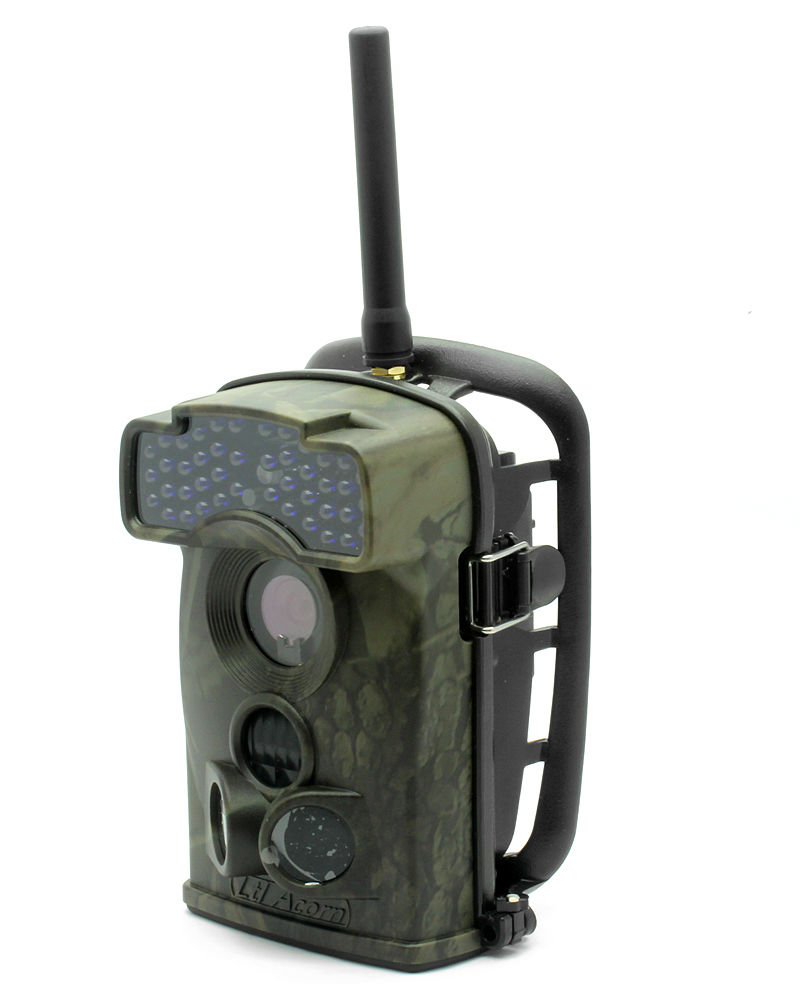 Free Shipping Ltl Acorn 5310wmg Trail Hunting Camera Mms Gprs Free 8gb Sd Card 6v Solar Battery Metal Security Box Trail Camera