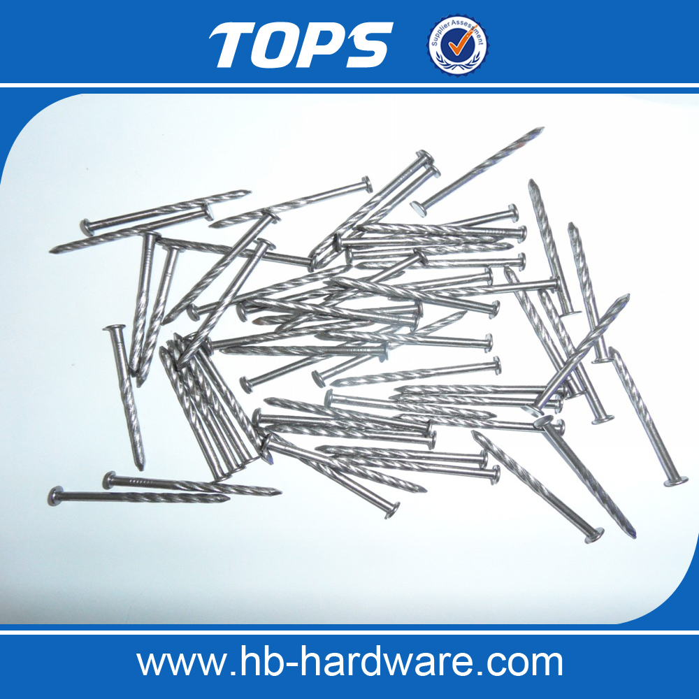 Good quality cheap galvanized common nails 9d 16d