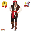 Lucida Carnival costume adult 891240 pirate top selling deluxe party costume supplier
