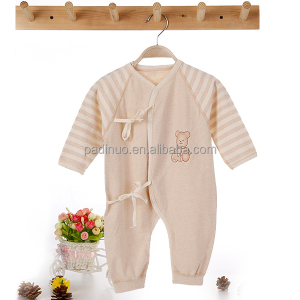 2017 Hot Sale Baby Romper Knitting Patterns Importing Organic Baby Clothes