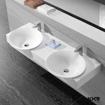 Design Moderno Lavandino Del Bagno Doppio Shampoo Ciotola Bacino Di
