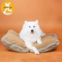Pet cushion dog bed for sale portable soft mat supplier