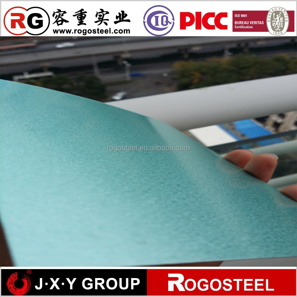 china supplier intermodal chassis green clolor anti-finger galvanized steell with high quality