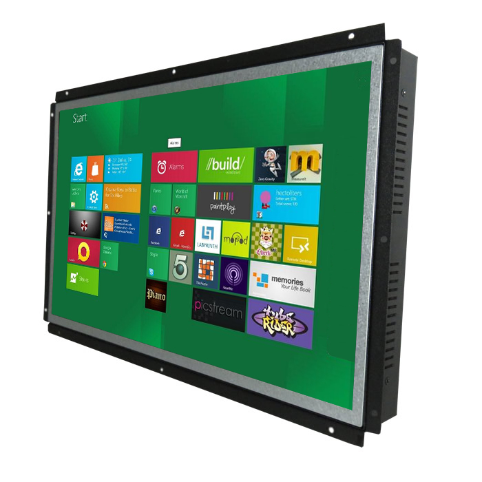 "Wholesale 22"" General Touch Open Frame LCD Monitor 22inch Touch Frameless Monitor for WMS POG gaming,koisk"