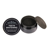 15g,30g,45g,60g,90g,120g or customized Activated coconut charcoal teeth whitening