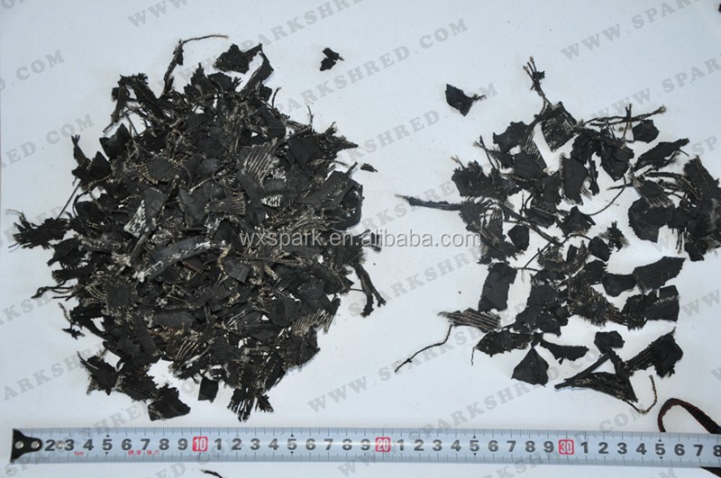 Recycled Rubber Granules Or Powder