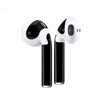 New custom decoration for iphone earphone accessory with print image graphic wrap decals 3M vinyl stickers skins for airpods