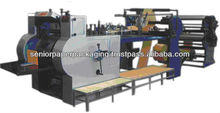 High Speed and High Quality Paper Bag Making Machine