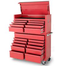 Heavy duty cold-roll steel sheet hot sale waterproof treasure tool chest for stethoscope