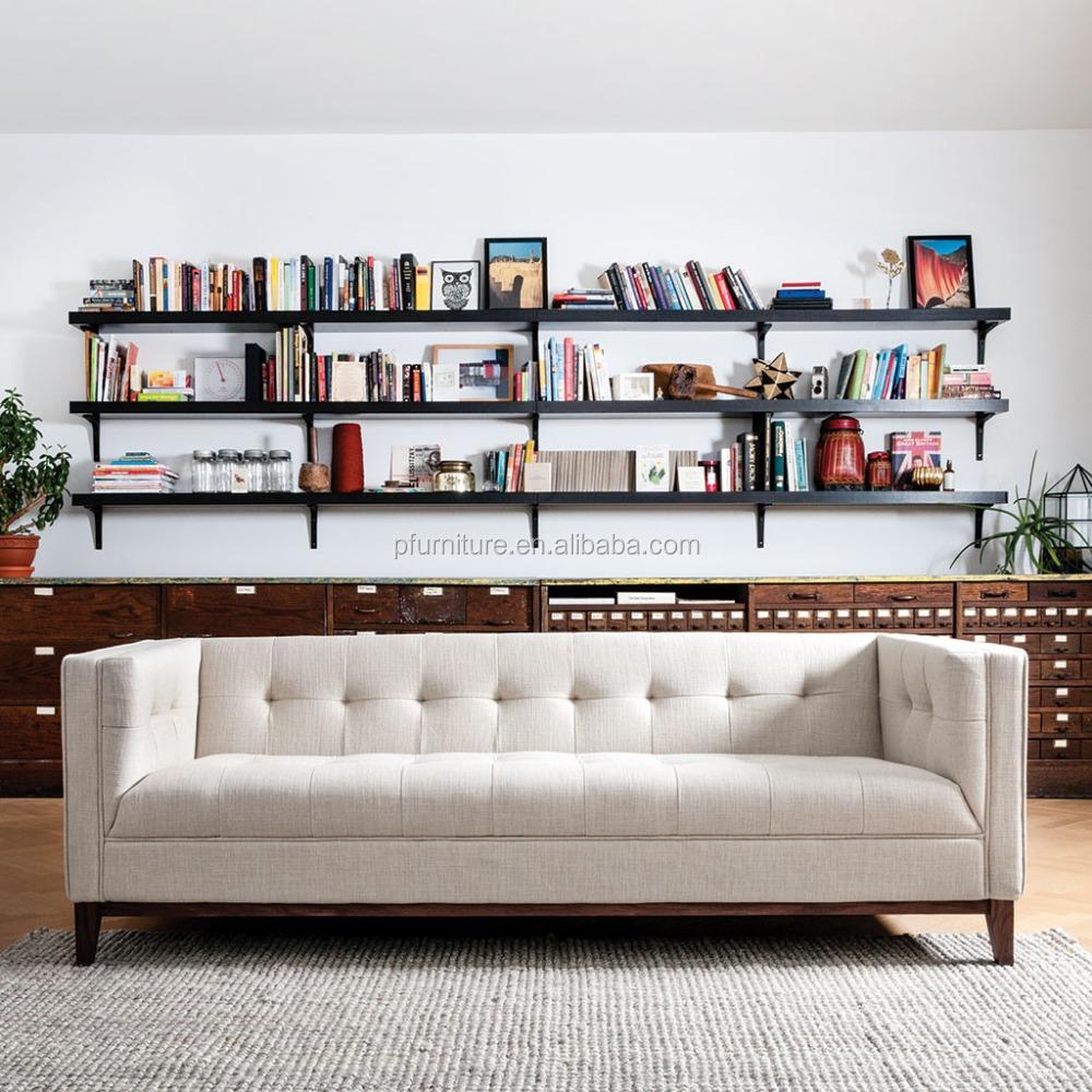 Italian Furniture Chesterfield Sofa Wooden