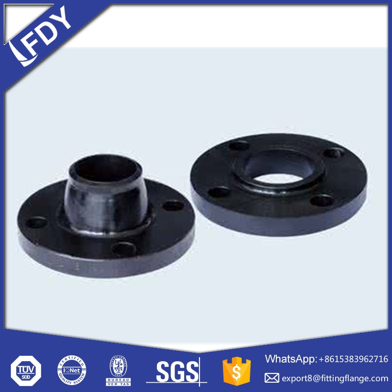 Shock-proof steel sleeves puddle flange with wall collar and baffle