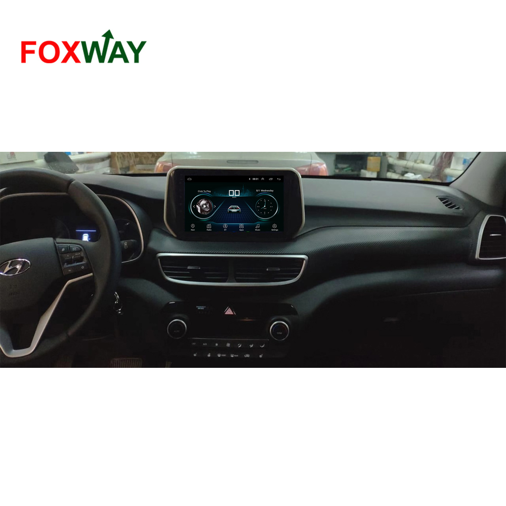 Stf1001 All In One Safe Driving Solution Android Car Radio System For Hyundai Santa Fe For Hyundai Tucson 2019 Buy For Santa Fe For Tucson For