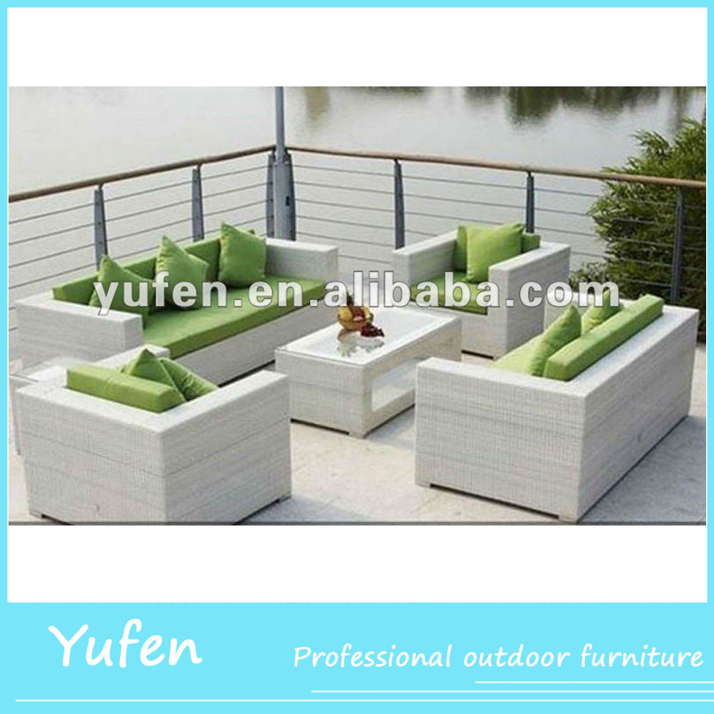 Wicker furniture made in china garden furniture set italy