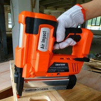2 in 1 Lithium Battery Cordless Nail Gun, Staple Gun
