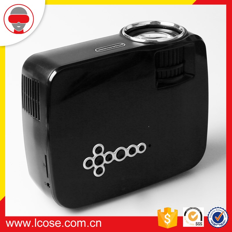 Wifi 3D for Android 4.4.2 native 1280*800 support 1080P 3000 Lumens projector led
