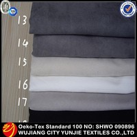 2016 New Fashionable Suede 100% Polyester Fabric/Wholesale Fabric