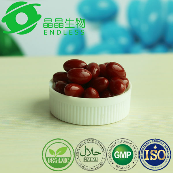 100% natural herbal skin care products lycopene antioxidant softgel capsule