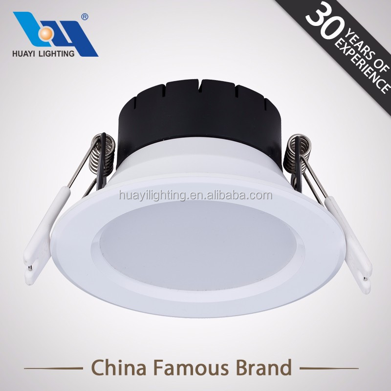 Office 10w COB 3000K 100mm 1200 Lumen Diameter LED Downlight