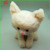 Wholesale pink nose white lucky cat toy custom cat plush