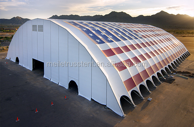 1500 People Large Dome Tents Semi Permanent Giant Dome