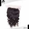 Best Quality 100% unprocessed steve chi indian hair clourse,100% human hair closure