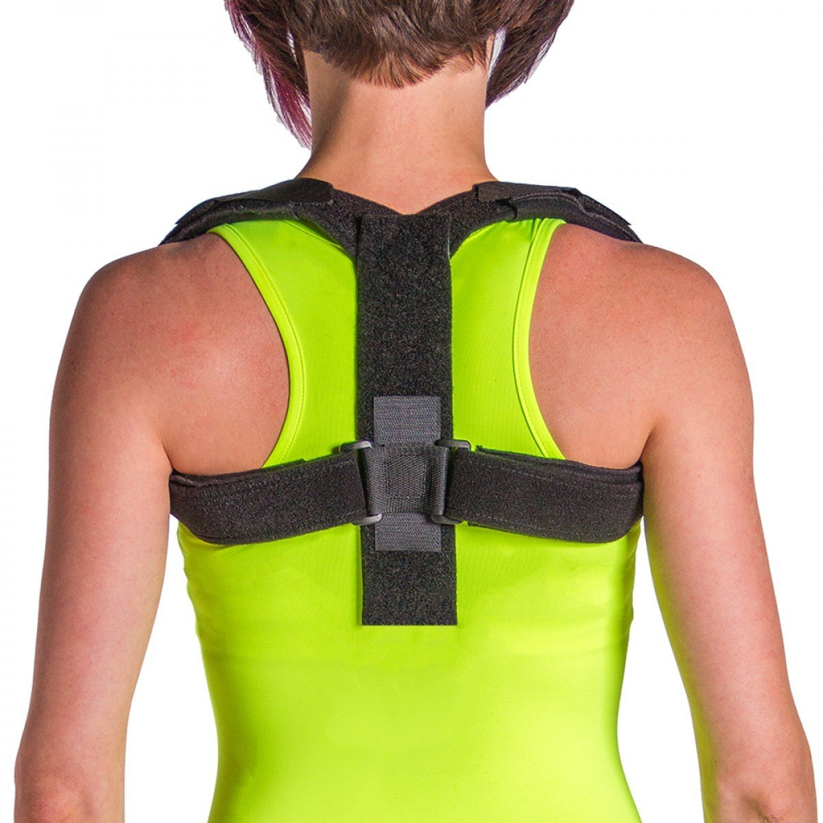 Buy Braceability Posture Corrector Brace Upper Back Straightener Support For Women Men Forward Head